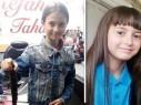 الطفلة سيرين عبد الهادي من دير الأسد تتبرع بشعرها لمرضى السرطان