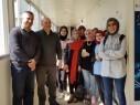 طالبات من ثانوية خديجة أم الفحم يشاركن بيوم دراسي عن هندسة الكيمياء في التخنيون