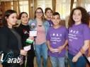 وحدة الشبيبة في مجلس مجد الكروم تعايد الامهات بمناسبة عيد الام