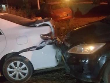 4 اصابات في حادث طرق في قرية مجدالكروم