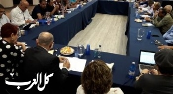 أبواب يلتقي بمديري مدارس من الوسط البدوي في الجنوب