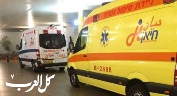 دير الاسد: اصابة شاب (27 عاما) بجراح متوسطة بعد تعرضه للطعن