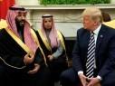ولي العهد السعودي في واشنطن.. صفقة أسلحة بمليار دولار!!