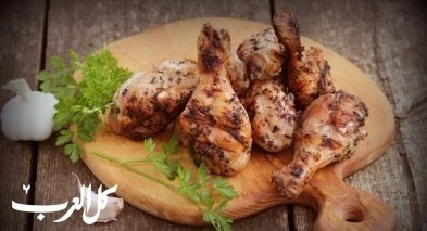 الدجاج على الطريقة الايطالية..صحتين