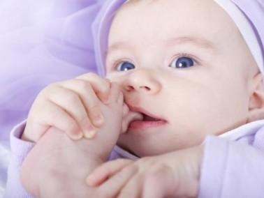 أعراض التسنين لدى الاطفال