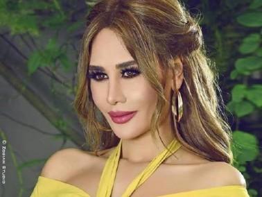 زوجة رامي عياش بجلسة تصوير استثنائية