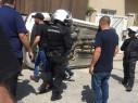 بالفيديو: مطاردة بوليسية داخل أحد أحياء باقة الغربية تنتهي بحادث طرق