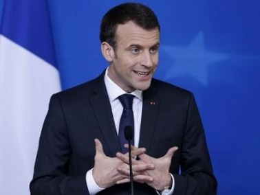 الرئيس الفرنسي سيزور فلسطين