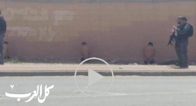 تسلل 3 فلسطينيين مشتبهين من غزة الى البلاد