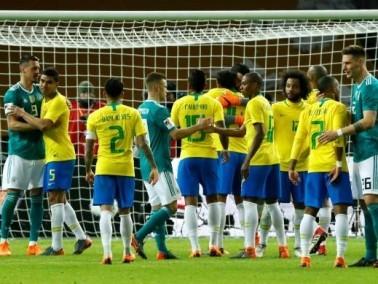 البرازيل تثأر بشكلٍ جزئي وتهزم ألمانيا في برلين