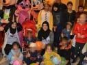 شبيبة الطيرة يقومون بعرض للمهرجين لأطفال غزّة بمستشفى شيبا تل هشومير