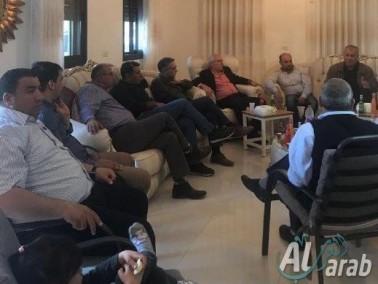 اجتماع طارئ للمتابعة إحتجاجًا على مجزرة العودة في غزة