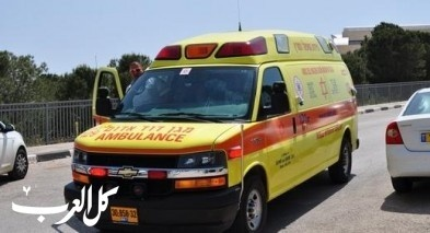 القدس: إصابة رجل جراء سقوطه عن ارتفاع