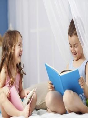 قصة للأطفال: الفراشة الملونة