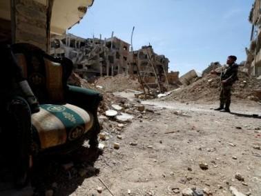 قتيل وجرحى جراء انفجار في شرق دمشق
