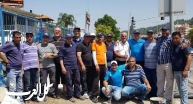 مُصمص تشهد يوم الأعمال التطوعيّة
