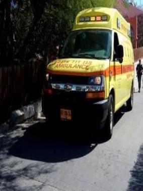 سقوط عامل عن جرار زراعي في كابول