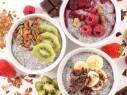 فطور صحي وشهي: الحليب بالشوفان والفواكه