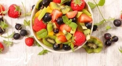 طريقة تحضير سلطة الفواكه.. لذيذة ومنعشة