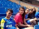 فتيات مجد الكروم بكرة القدم يودعن كاس الدولة