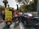 اصابة خطيرة لشابة تعرضت للدهس في القدس