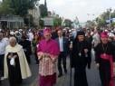 الآلاف يشاركون في مسيرة سيدة الكرمل - طلعة العذراء في مدينة حيفا