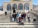 مدرسة الهدى في زيارة إلى رحاب المسجد الاقصى