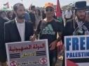 يهود يشاركون في مسيرة العودة: الدولة الصهيونية لا تمثل اليهودية