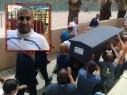 أهالي يافا يشيّعون جثمان موسى محاميد (22 عامًا) ضحية جريمة القتل
