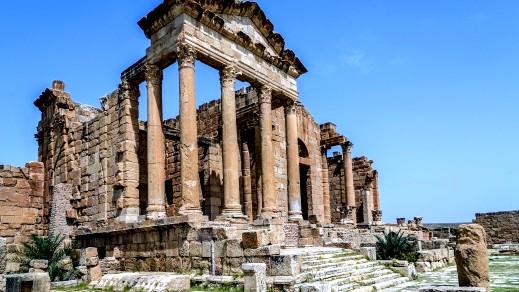 تعرفوا على أهم المعالم الأثرية في قرطاج