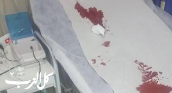 إصابة شاب من أبو سنان بجراح خطيرة جراء تعرضه للطعن في كفرياسيف
