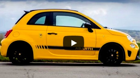 Fiat Abarth 595 2018.. إيطالية مميزة
