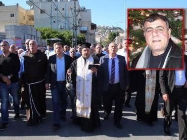 الناصرة: تشييع جثمان المغدور نزار جهشان