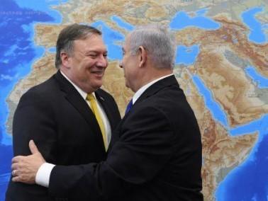 نتنياهو يلتقي وزير الخارجية الأمريكي الجديد