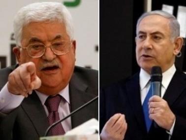 نتنياهو: عباس جاهل ووقح وتفوه بأحقر الشعارات