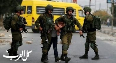 تقرير فلسطيني: 335 حالة اعتقال في شهر نيسان