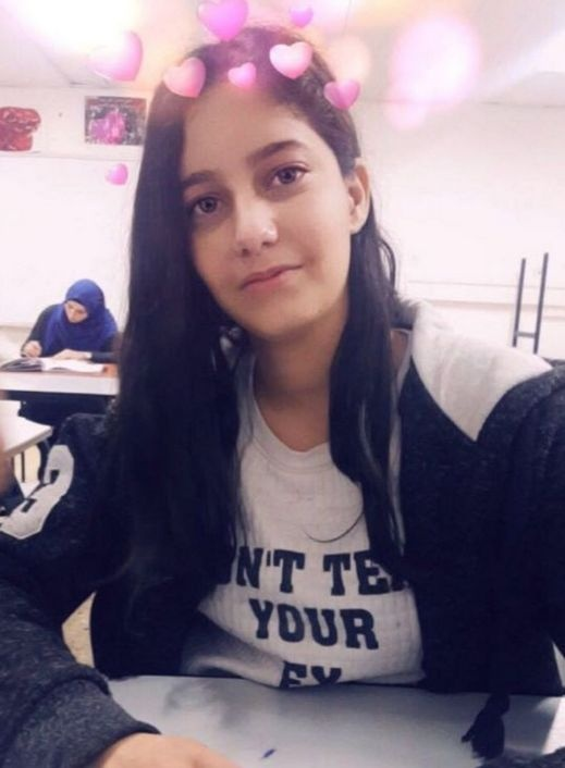 مريم أسدي (16 عامًا) من دير الاسد مفقودة