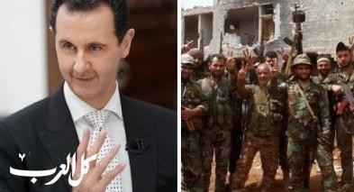 الأسد: امريكا انقذت داعش