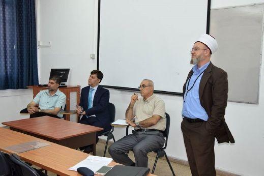 باقة: مؤتمر حول حضور الدين في المجتمع الفلسطيني