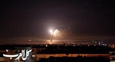 غزة : غارات اسرائيلية عند حدود بيت حانون
