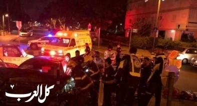 الشيخ دنون: اصابة فتى (15 عامًا) بجراح متوسطة