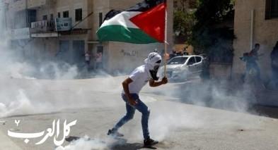 الاضراب يعم ارجاء الضفة حداداً على شهداء غزة