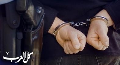 اعتقال مشتبه بإلقاء زجاجة حارقة في شعفاط