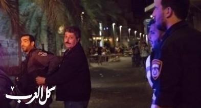 الشرطة: إعتقالات احداث حيفا قانونية