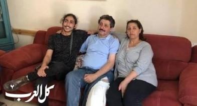 ماحش تصل بيت جعفر فرح في حيفا ومحققان يتواجدان معه منذ نحو ساعتين على انفراد