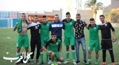 ارتقاء أشبال الاخاء الناصرة بقيادة علاء صايغ