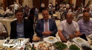 الناصرة: مركز الحكم المحلي ينظم مأدبة افطار جماعي