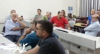لقاء فيزيائي في الرامة الشاملة على اسم حنّا مويس