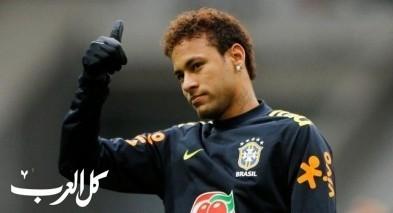نيمار يصيب أطباء منتخب البرازيل بالحيرة
