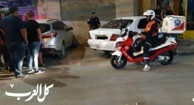 إطلاق رصاص باتجاه سيارة في كفرقرع فجر اليوم